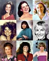Some of the white victims of the black demon