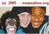 Samantha Lewthwaite, Jamaican-born Lindsay Jamal and offspring - (c) 2005 by NNN