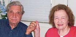 Arthur Hodge, 89, and his 86-year-old wife, Maxine Hodge