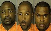 suspects - Johnson, James Starks and Timothy Starks