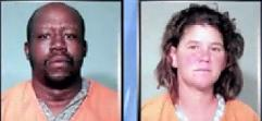 Robert Belton, 48, and Sheri Osborn