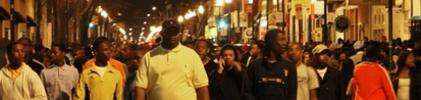 black mob (in Philly) Google images