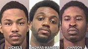 Keith Byron Hickels, Jr and Quanique Dontrell Thamas-Hameen and Daquantrius Shaquill Johnson