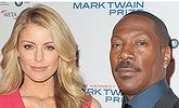 Eddie Murphy with girlfriend Paige Butcher