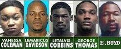 Knoxville killer niggers