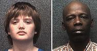 Lauren Rochele Tucker, 21, and Jamaine Donnell Wilson, 43