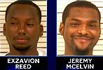 Exzavion Trevon Reed, who is also known as Zabo, and Jeremy Douglas Mcelvin, who goes by Jeezy