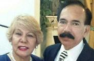 Maria Alicia Sabillon and her husband, Pastor Jesse Estrada Sabillon