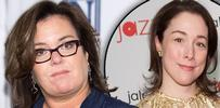 Rosie O'Donnell and lesbian lover (alleged)
